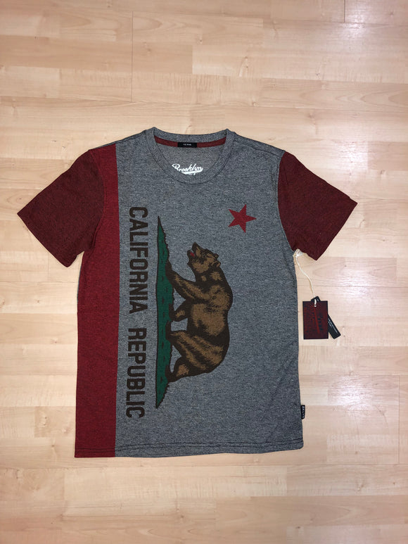 California Republic Tee (Red)