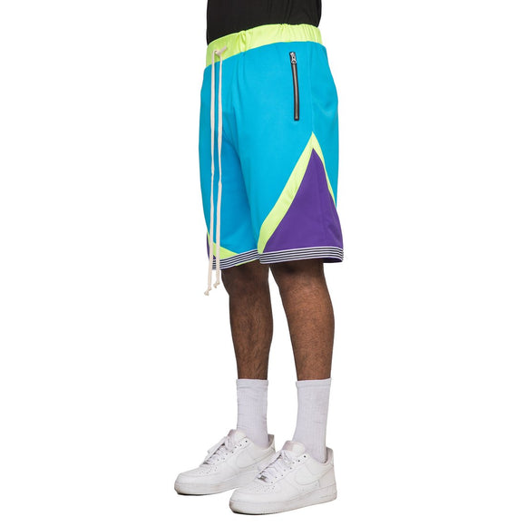 EPTM Tri Color Shorts