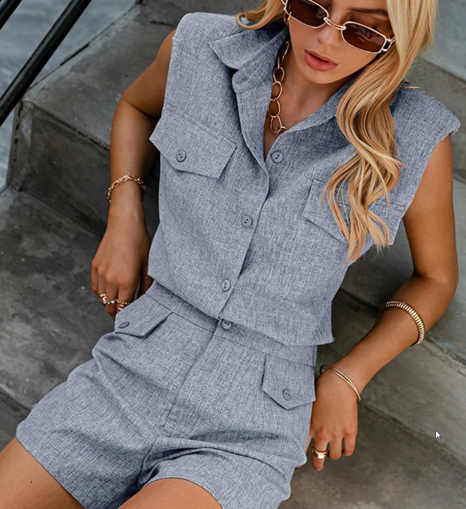 Harpie Grey 2 Piece Set