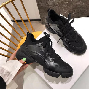 Chunky Trainers Black
