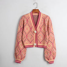 Load image into Gallery viewer, Caris Pearl Button Cardigan