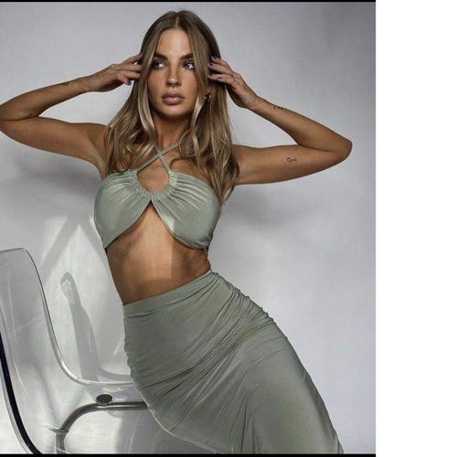Gina Green Two Piece