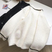 Load image into Gallery viewer, Coco Cream Cardigan/Jacket