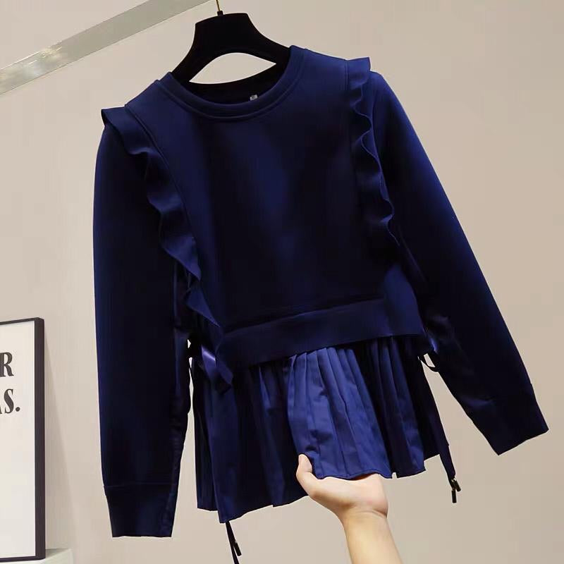 Rowley Blue Sweater Jumper
