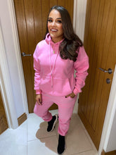 Load image into Gallery viewer, Vanderwood Pink Tracksuit Set