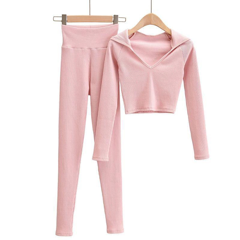 Lordie Pink 2 Piece Loungewear Set