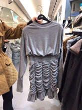 Load image into Gallery viewer, Ragland Grey Dress