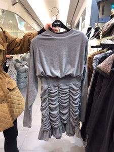 Ragland Grey Dress