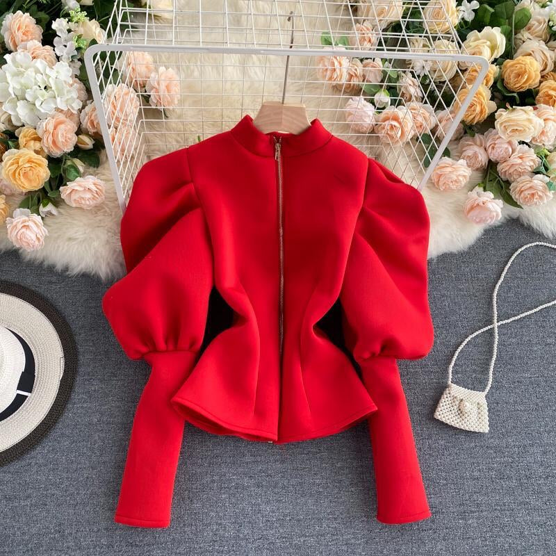 Lotianne Red Cardigan