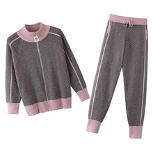 Load image into Gallery viewer, Remmi Pink Loungewear Set