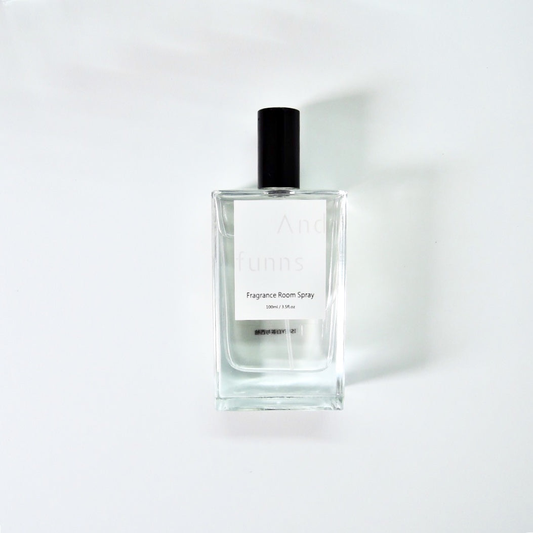 ANDFUNNS |  FRAGRANCE ROOM SPRAY (GRAPEFRUIT & BERGAMOT)  |  AFR003