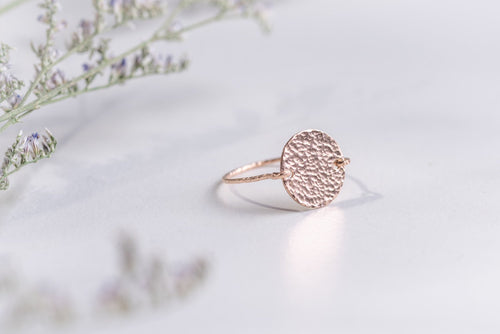 ZOAJE | MOROCCO RING ROSE | RRGF1211