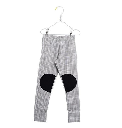 PAPU | MESH-PATCH LEGGINGS(KIDS) | PA17-40KIDS