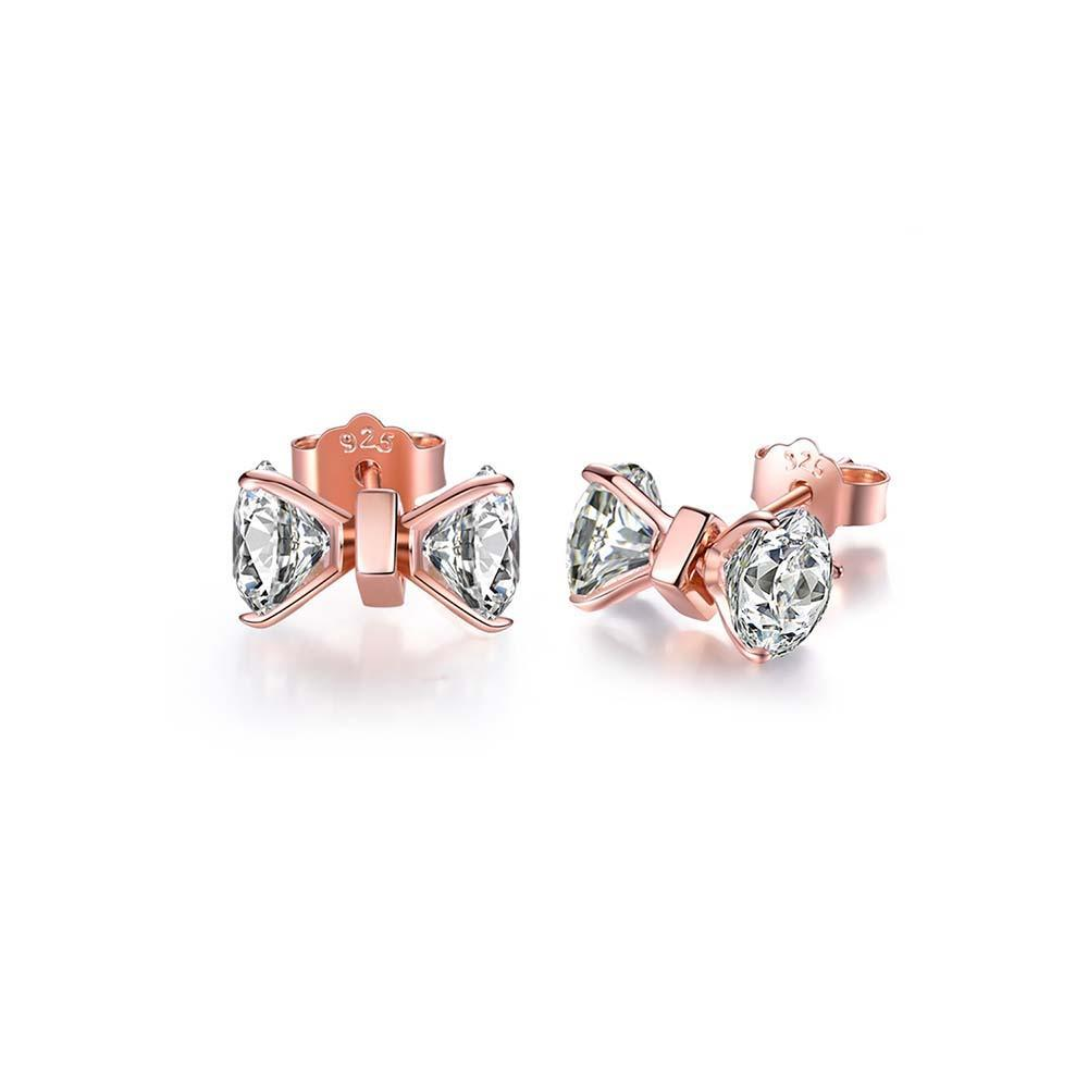 OOPS JEWELRY | 2 MY LOVE EARRING (ROSE GOLD) | ZZEP00600