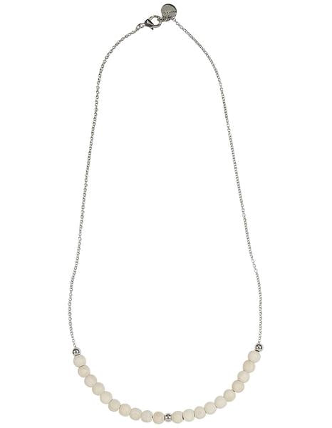 AARIKKA | HERKK_ NECKLACE 23 (WHITE) | A6811