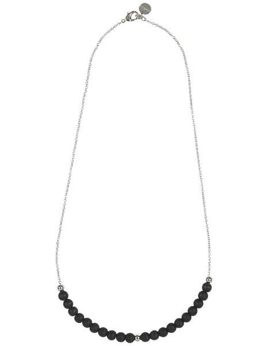 AARIKKA | HERKKA NECKLACE 40 (BLACK) | A6812