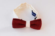 Load image into Gallery viewer, HADACHU ORIMONO | Bow Tie Silk Wool | CTW-001