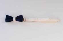Load image into Gallery viewer, HADACHU ORIMONO | Bow Tie Silk Wool | CTW-003