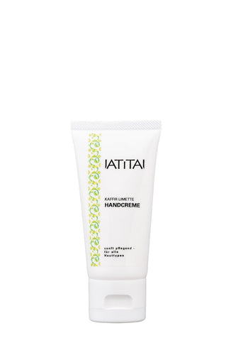 IATITAI | HAND CREAM-KAFFIR LIME (NOURISHING-FOR ALL SKIN TYPES) 50ml | IA02140