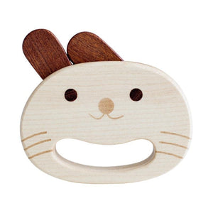 LOVELY MO | ROCKING RABBIT HAND RATTLE | XS-5-02