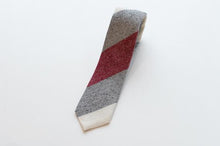 Load image into Gallery viewer, HADACHU ORIMONO | Silk Neck Tie | NTM-553