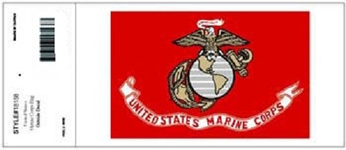 Marines - Decal - United States Marine Corps