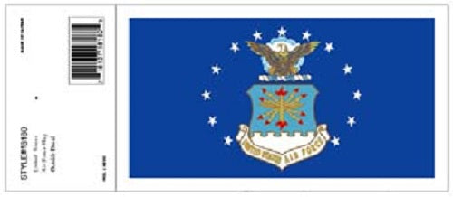 Air Force - Decal - United States Air Force