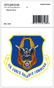 Air Force - Decal - Air Force Reserve Command