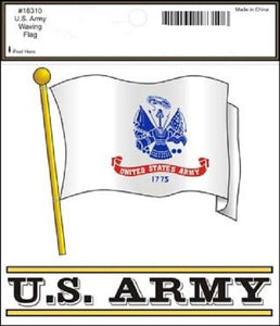 Army - Decal - U.S. Army