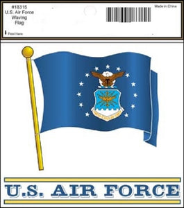 Air Force - Decal - U.S. AIR FORCE