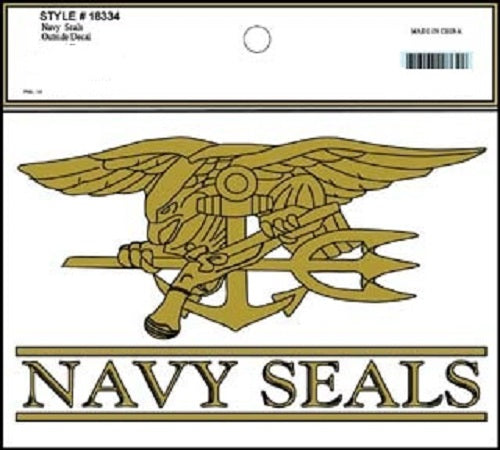 Navy - Decal - NAVY SEALS