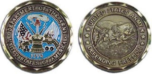 Army Challenge Coin - U.S. Army