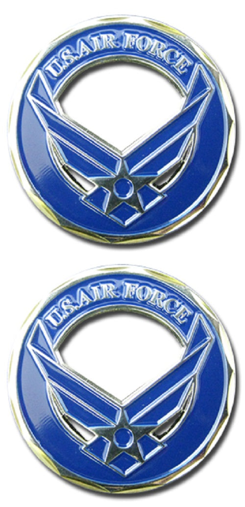 Air Force Challenge Coin - US Air Force Cut-Out