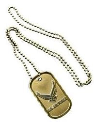 Air Force Dog Tag - U.S. Air Force (Engraveable)