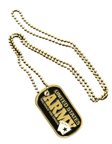Army Dog Tag - United States Army (Engraveable)