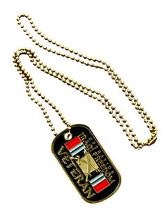 Dog Tag - Operation Iraqi Freedom Veteran (Engraveable)
