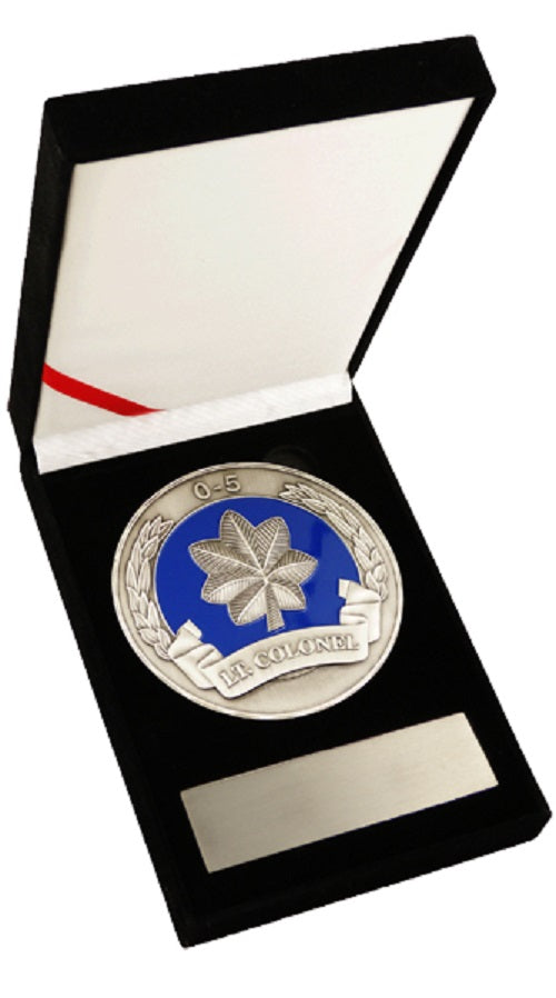 Air Force - Medallion - Lt. Colonel