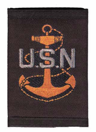Navy - Wallet - USN w/Anchor