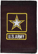 Army - Wallet - U.S. Army w/Star