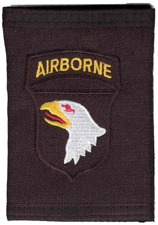 Army - Wallet - 101st Airborne