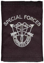 Army - Wallet - Special Forces