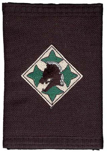 Army - Wallet - 4th Infantry