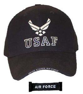 Air Force - Embroidered Cap - Air Force w/HAP