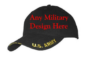 Army - Embroidered Cap - U.S. Army