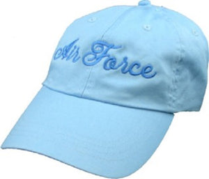 Air Force - Extreme Embroidered Cap - Air Force (Ladies)