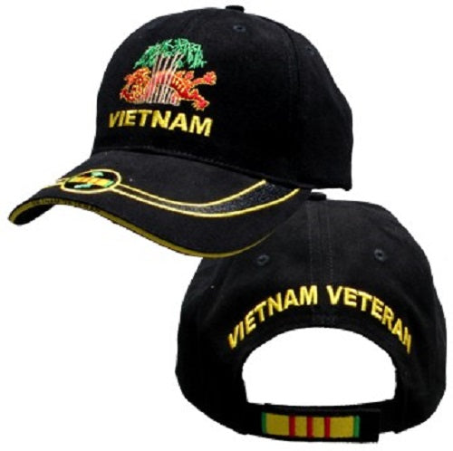 Wars & Operations - Embroidered Cap - Vietnam Dragon