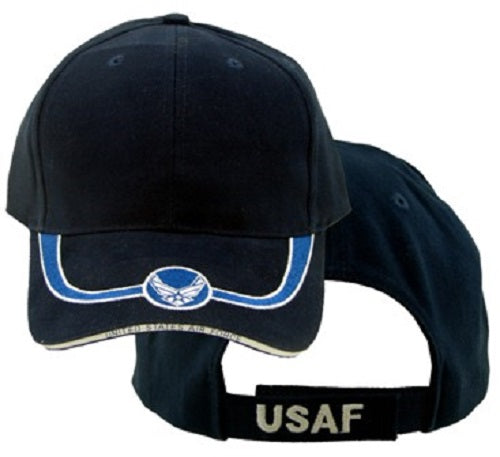 Air Force - Embroidered Cap