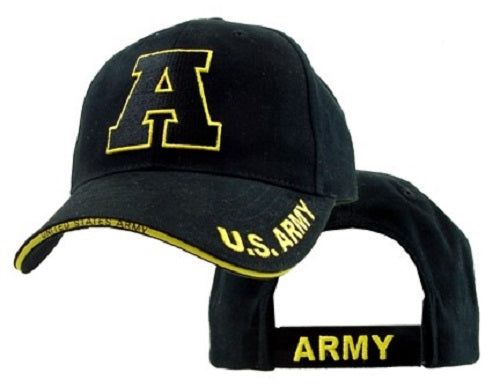 Army - Embroidered Cap - Big A