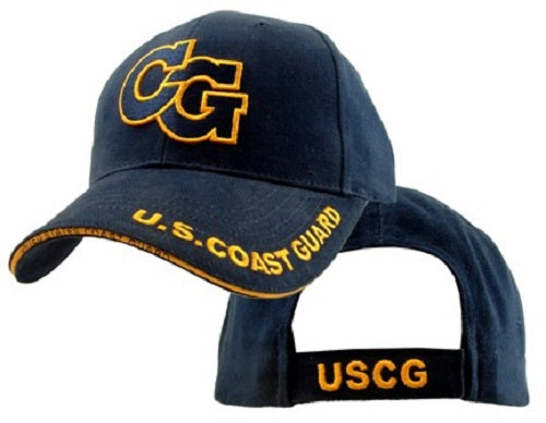Coast Guard - Embroidered Cap - CG