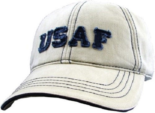 Air Force - Embroidered Cap - USAF (Applique)